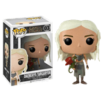 Game of Thrones - Daenerys Targaryen Pop! Vinyl Figure - Packshot 1