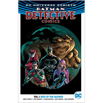 DC Comics - Batman Detective Comics Vol. 1: Rise of the Batmen (Rebirth) Graphic Novel - Packshot 1
