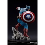 Marvel - Super Soldier Captain America ARTFX Premier series Statue - Packshot 5
