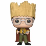 The Office - Dwight Schrute Hay King Pop! Vinyl Figure - Packshot 1