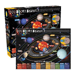 Smithsonian - Solar System 1000pce Puzzle - Packshot 1