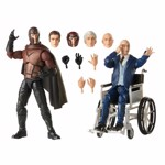 Marvel - X-Men - Marvel Legends Series Magneto and Professor X Action Figures - Packshot 1