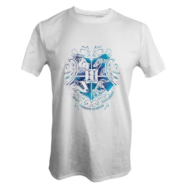 Harry Potter - Watercolor Crest T-Shirt - Packshot 1