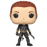 Marvel - Black Widow - Black Widow in Grey Suit Pop! Vinyl Figure - Packshot 1