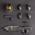 Halo - Halo 5: Guardians - Master Chief Play Arts Kai Figure - Packshot 4