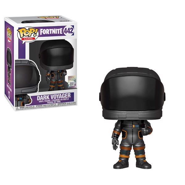Fortnite - Dark Voyager Pop! Vinyl Figure - Packshot 1