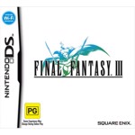 Final Fantasy III - Packshot 1