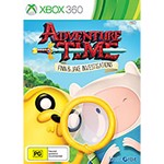 Adventure Time: Finn and Jake Investigations - Packshot 1