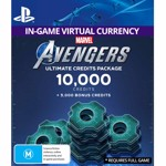 Marvel Avengers Ultimate Credits Package (In-Game Currency) - Packshot 1