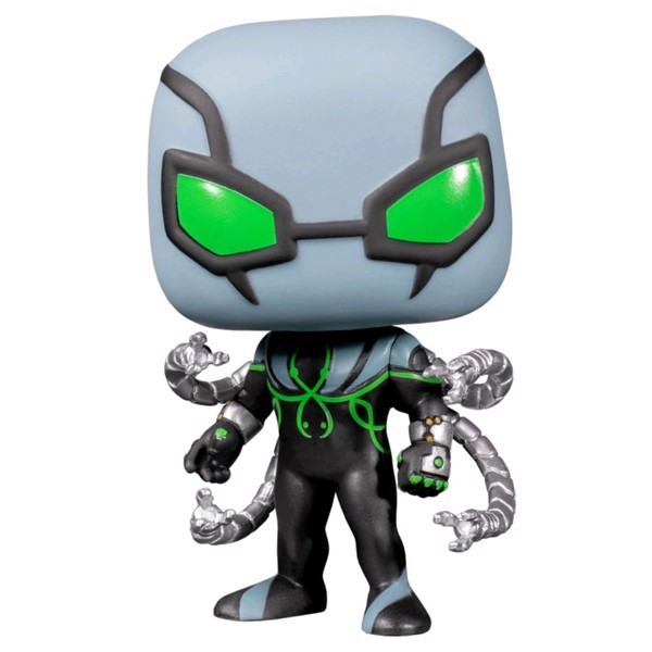 Marvel - Spider-Man Superior Octopus Pop! Vinyl Figure - Packshot 1