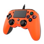 Nacon PS4 Wired Gaming Controller - Orange - Packshot 2