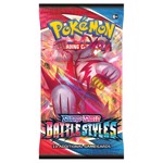 Pokemon - TCG - Sword & Shield Battle Styles Booster Pack - Packshot 3