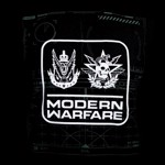 Call of Duty: Modern Warfare - Badges Black T-shirt - Packshot 2