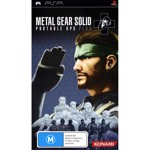 Metal Gear Solid: Portable Ops Plus - Packshot 1