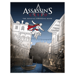 Assassin's Creed - Colouring Book - Packshot 1
