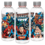 DC Comics - Justice League Tritan Drink Bottle - Packshot 2