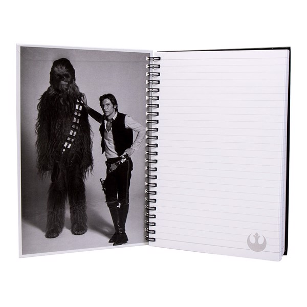 Star Wars - May The 4th Smugglers Notebook - Packshot 2