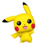 Pokemon - Pikachu wave Pop! Vinyl Figure - Packshot 1