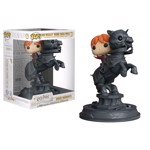 Harry Potter - Ron in Wizard Chess Movie Moments Pop! Vinyl Figure - Packshot 1