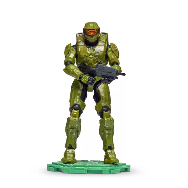 "Halo Infinite - World Of Halo Master Chief 6"" Action Figure - Packshot 1"