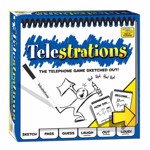 Telestrations Board Game - Packshot 1