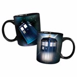 Doctor Who - Dematerialising TARDIS Heat Change Mug - Packshot 2