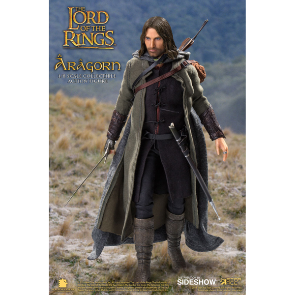 The Lord of the Rings - The Two Towers - Aragorn 1/8 Deluxe Figure - Packshot 5
