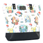 Pokemon - Tattoo Design Loungefly Tote Bag - Packshot 1