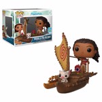 Disney - Moana with Pua on Boat SDCC19 Pop! Ride Figure - Packshot 1