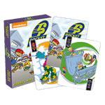 Nickelodeon - Rocket Power Playing Cards - Packshot 1