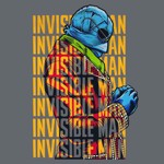 Universal - The Invisible Man T-Shirt - Packshot 2