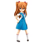 Rebuild of Evangelion - Asuka Langley School Uniform Parfom R! Figure - Packshot 1