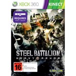 Steel Battalion: Heavy Armor - Packshot 1