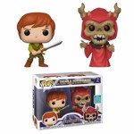 Disney - Black Cauldron Taran & Horned King SDCC19 Pop! Vinyl Figure 2-Pack - Packshot 1