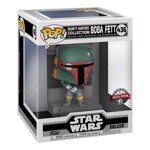 Star Wars - The Empire Strikes Back - Boba Fett Metallic Diorama Deluxe Pop! Vinyl Figure - Packshot 2