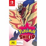 Pokemon Shield - Packshot 1