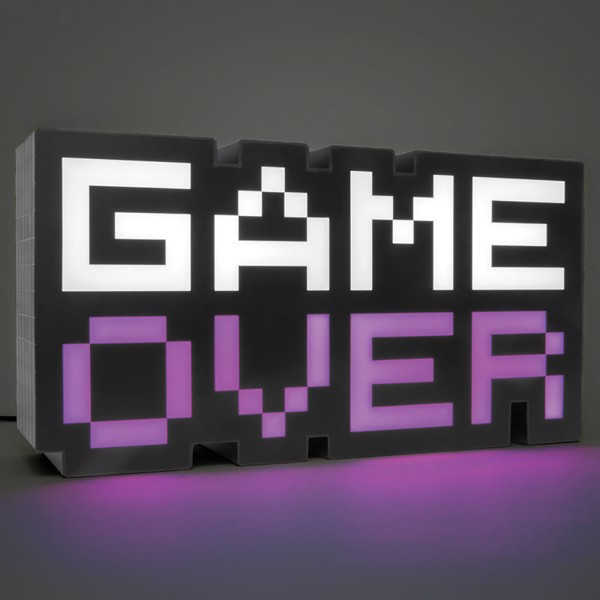 Game Over Light - Packshot 2