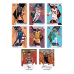 NBA - Panini 19/20 Mosaic Basketball Trading Cards - Packshot 1