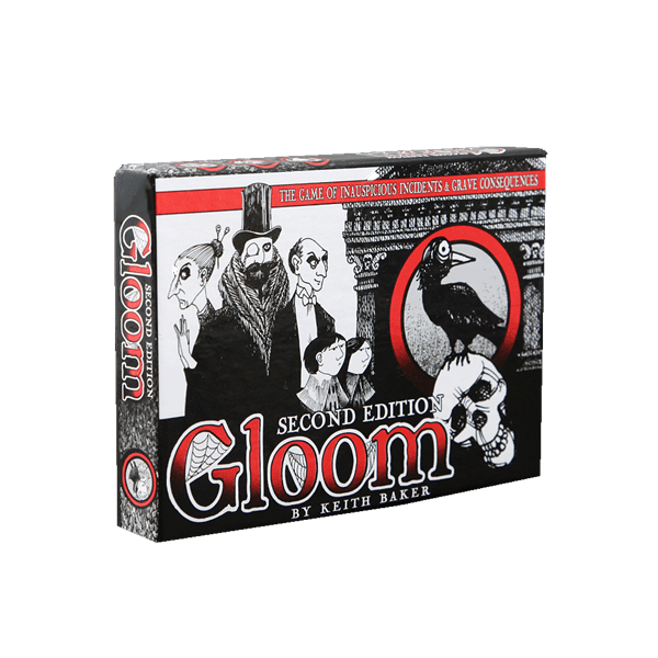 Gloom - Card Game - Packshot 1