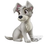Disney - Lady and the Tramp - Tramp Fluffy Puffy Figure