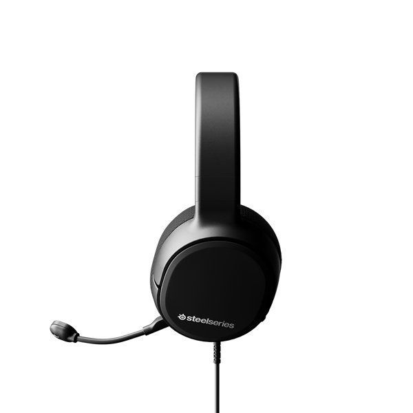 Steelseries Arctis 1 Black Headset - Packshot 4