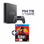 PlayStation 4 1TB Days of Play Console + 1 Game - Packshot 1