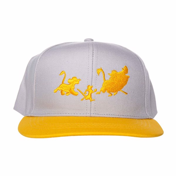 Disney - The Lion King - Silhouette Grey Cap - Packshot 1