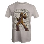 Star Wars - Chewbacca Comic Art T-Shirt - Packshot 1