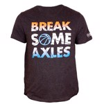 Rocket League - Break Some Axels Men's T-Shirt - Packshot 1