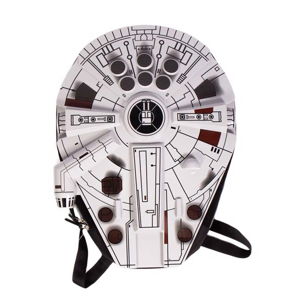 Star Wars - 3D Millennium Falcon Backpack - Packshot 1