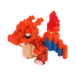 Pokemon - Charizard Nanoblocks Figure - Packshot 1