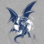 Yu-Gi-Oh! - Blue-Eyes White Dragon T-Shirt - L - Packshot 2