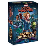 Marvel - Captain Marvel - Secret Skrulls Board Game - Packshot 1