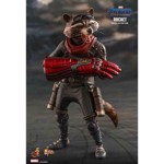 Marvel - Avengers 4: Endgame - Rocket Raccoon 1:6 Scale Action Figure - Packshot 4